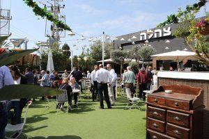 גן אירועים קטנים בהוד השרון